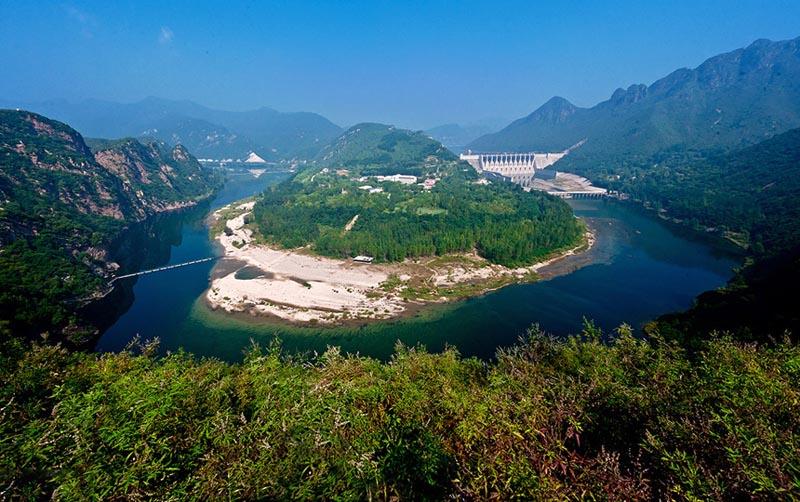 青龙桃林口水库,祖山,花果山风景区三日游——秦皇岛