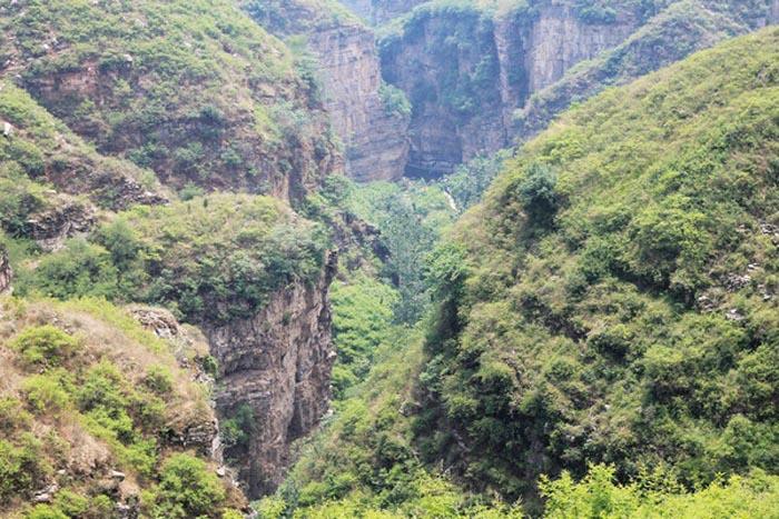 唐县全胜峡,西胜沟二日游——保定旅游景点大全,保定