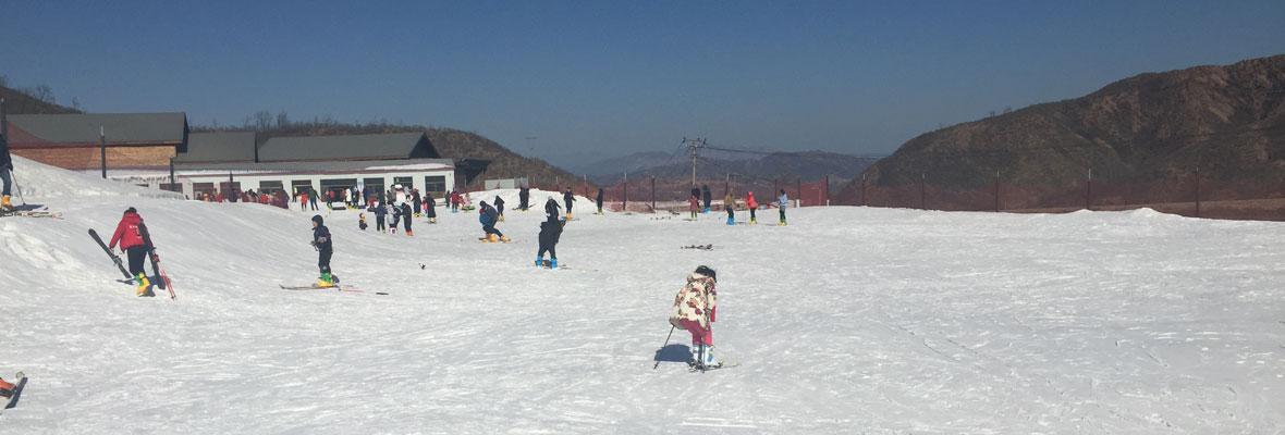 我决定了,这是第一次也是最后一次去滑雪!
