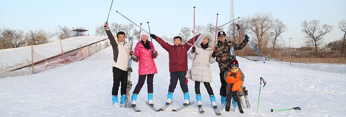 作为土生土长的北方人,不去滑雪简直人生一大憾事~