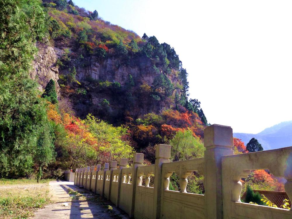 井陉仙台山一日游——石家庄旅游景点大全,石家庄周边