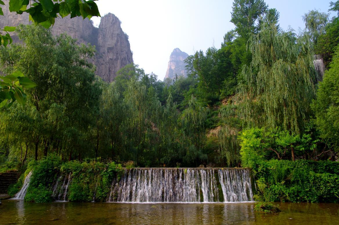 平山沕沕水,天桂山二日游——石家庄旅游景点大全,一